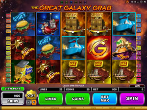 The Great Galaxy Grab slot game online review