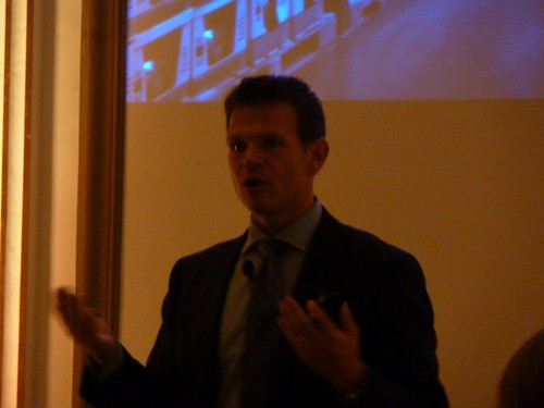 Rowan Trollope | Soirée présentation Norton Internet Security 2010 au PershingHall