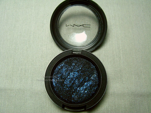 Style Black - Blue Flame