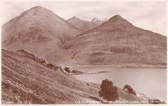 Kintail, The Five Sisters & Loch Duich