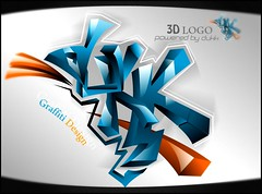 dukk Graffiti 3D (dukk from D2works) Tags: mine