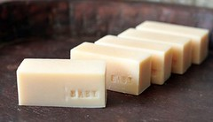sweet almond baby soap
