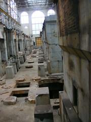Slanted View of interior (Joe CWS) Tags: london abandoned chelsea industrial derelict deserted powerstation westlondon olddeserted
