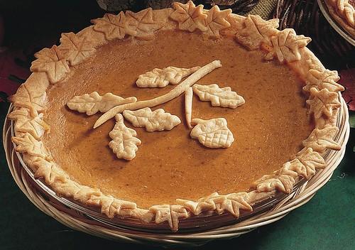 Tempting Pumpkin Pie Recipe