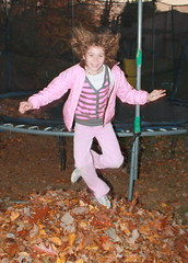 Em leaf jumping