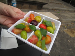 Fruit-Shaped Paste - Bangkok, Thailand