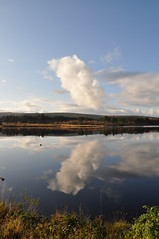 Reflections (Niseag) Tags: sea reflection scotland loch sutherland lairg