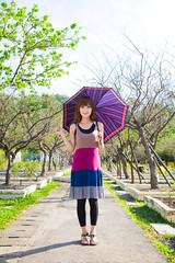 (swanky) Tags: portrait people woman cute girl beauty canon asian eos model asia pretty taiwan babe taipei   2009 taiwanese    mikako  difocus  mikako1984  5dmarkii 5d2  5dmark2