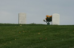 09snelling (3) (Donnie Frank Photography) Tags: minnesota military headstones flags graves fortsnelling