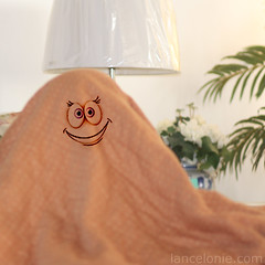 Happy Face Blanket
