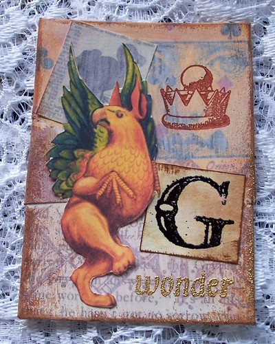 G is for Gryphon ATC