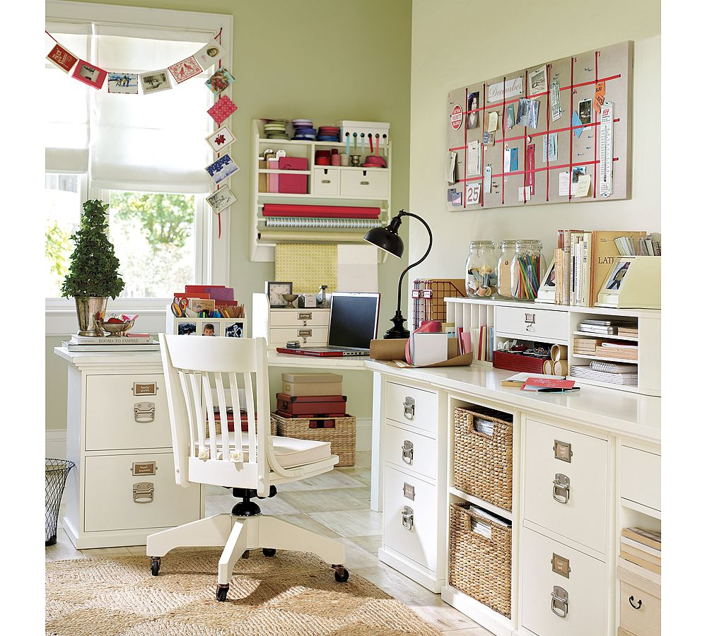 Pottery Barn Office Ideas 1000 x 900