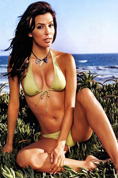 Eva Longoria - Sexy Poker Player