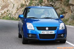 sport cars suzuki swift sport edition 5