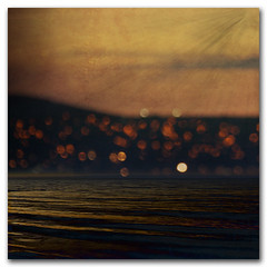 St Ives bokeh abstract #2 (s0ulsurfing) Tags: ocean uk autumn light sunset sea sun painterly abstract blur colour art fall texture water sparkles photoshop canon dark square evening bay coast twilight october focus cornwall glow dof sundown random bokeh dusk blurred twinkle ps minimal atlantic sparkle canvas coastal stunning coastline layers ripples minimalism jumbled stives atlanticocean 2009 minimalist autumnal sparkling squared edit shimmering shimmer cornish kernow hayle stivesbay westcornwall canvasart hbw s0ulsurfing focusschmocus infinestyle bokehwhores