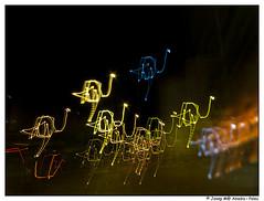 Luces de Navidad (1) (Josep M Abadia) Tags: catalunya lleida elsegri elsegri