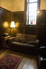 Ned's Loft Sitting Room