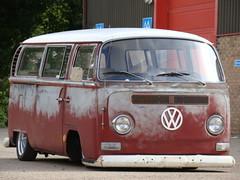 TV Bus (dez&john3313) Tags: bus look vw volkswagen bay rat rust air low drop late fade van combi lowered dropped patina cooled type2 type2detectives
