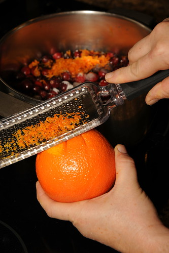 Dont skip the Orange Zest!