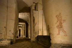 Ancient drawings (BertBeckers) Tags: abandoned underground exploring forgotten limestone cave quarry urbex grot groeve mergel marlstone ondergronds