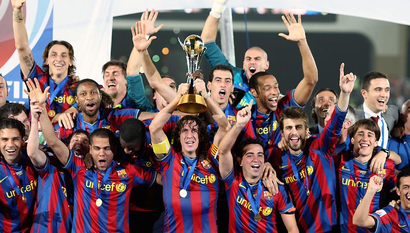 Barça campeón del mundo