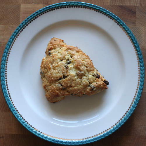 Cherry Orange Honey Scones