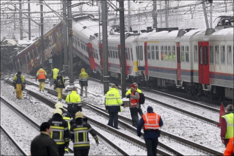 4360649062_1125d2c25b_o - 18 killed in train collission in Belgium - Philippine Business News