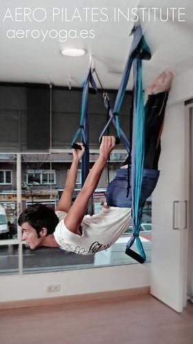 Yoga Swing (Yoga en el Aire)