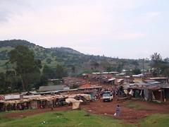 Enoosaen, Kenya Town Centre