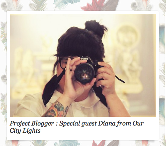Project Blogger Feature