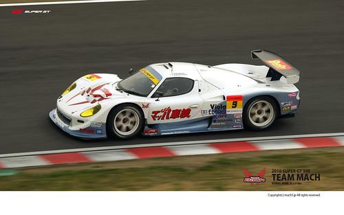 110620(2) - 全球史上第一輛「Super GT 房車賽」痛車《初音ミク BMW Z4 GT3》誕生4年、終於奪冠! (5/6)
