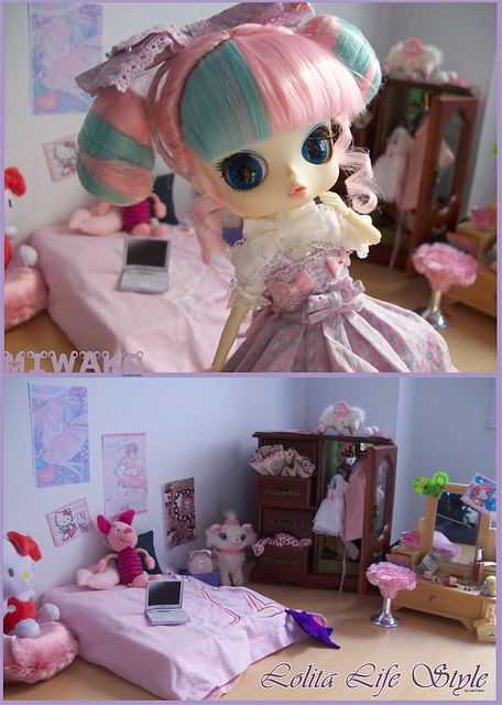 LolitaLifeStyle Part 1    Byul Sucre