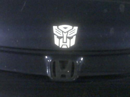 Honda Jazz Autobot