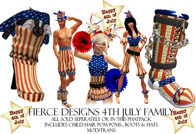 Yankee Doodle Dandy family