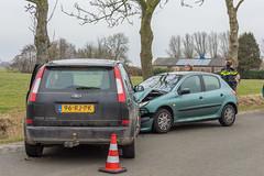 20170216-9538 (Sander Smit / Smit Fotografie) Tags: ongeluk bosweg eenum loppersum ambulance politie frontaal