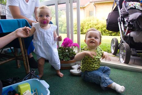 Nellie och Linus
