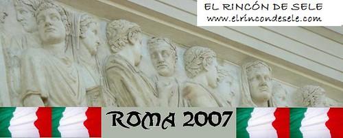 Roma 2007 por ti.
