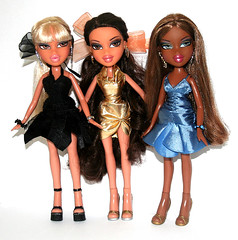 BRATZ Vinessa, Yas & Sasha (nochebueno260) Tags: movie sasha yasmin bratz vinessa diamondz passion4fashion