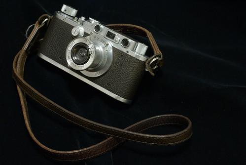 20090703-Leica DIII + Nickel Elmar。