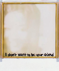 is it so hard to see (made of tiny boxes) Tags: portrait blur self polaroid lyrics invisible fading disappearing elperrodelmar