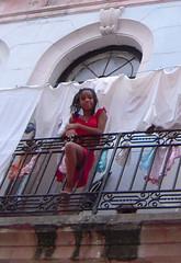 Preciosa_2 (Bellwizard) Tags: girl chica balcony havana cuba balcn noia lahabana balc