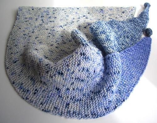 Baktus scarf 1-5