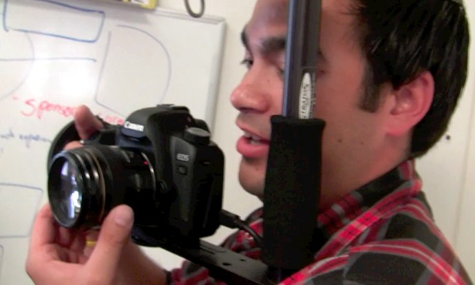 The first US TV commercial shot on a Canon 5D Mark II | The Bui
