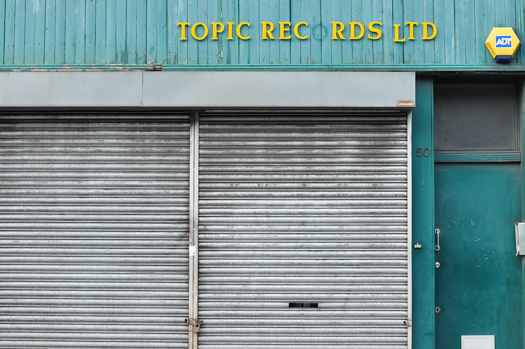 topic records ltd