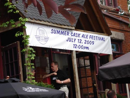 Summer Cask Ale Festival