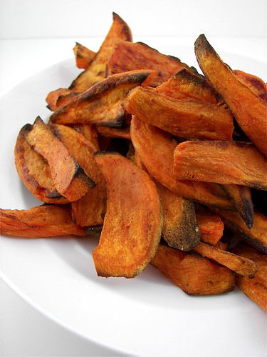 Five spice Sweet Potato Fries