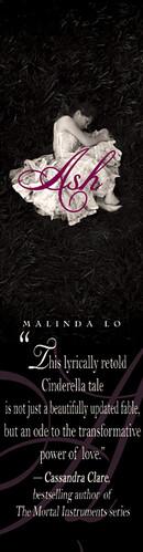 Malinda Lo Bookmark