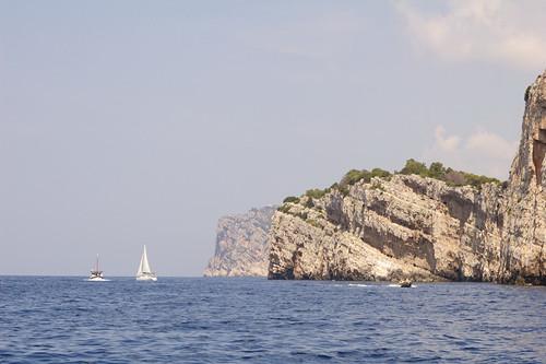 Kornati hajóút / Kornati journey