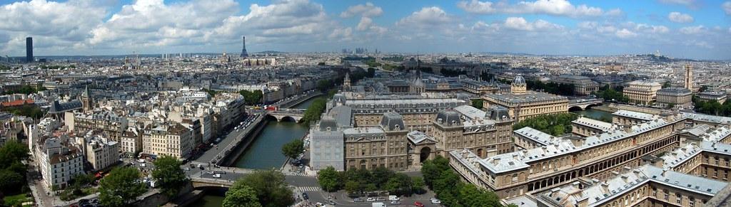 Paris Panaroma