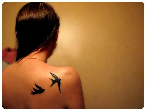 Unique women tattoo designs - New unique women tattoos